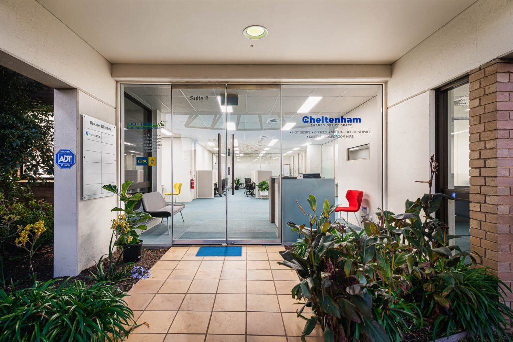shared office space cheltenham